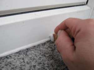 silikonfugen selber machen 187 granit fensterb 228 nke mit natursteinsilikon abdichten
