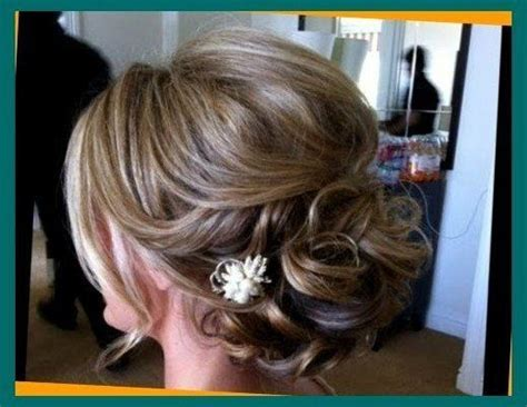 hairstyle  face shape updos loose mother