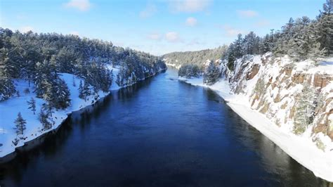 ontario   wasthe french river