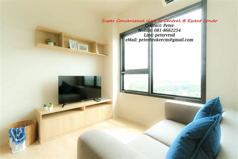 1 Bedroom Condos For Rent by 1 Bedroom Apartment Escent Condo Central Festival Chiang