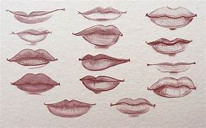 Zeichnungen Mit Bleistift Für Anfänger : lippen zeichnen f r anf nger zeichnen lernen dekoking com 1 zeichnungen pinterest lippen ~ Frokenaadalensverden.com Haus und Dekorationen