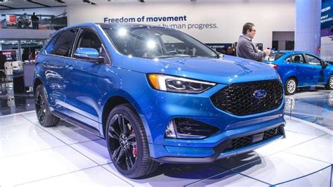 Ford Edge Reviews, Specs, Prices, Photos And Videos