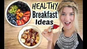 Breakfast Bowl 讓你的早晨不匆芒 A A Healthy Breakfast Ideas 3 Easy Recipes