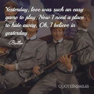 20 Unforgettabl... Beatles Bes Quotes