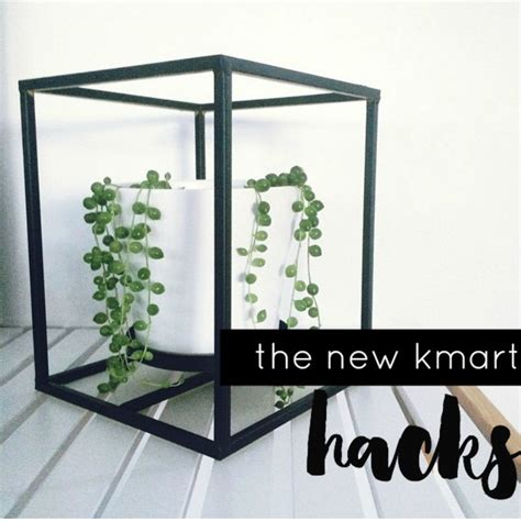 kmart hacks   plants rounding