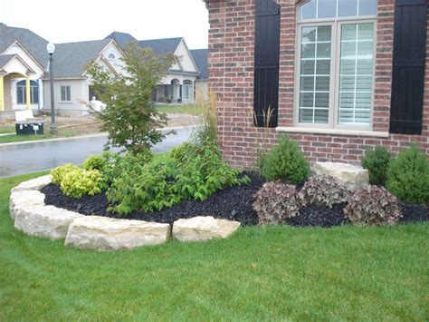simple home landscaping ideas front yard landscape ideas easy landscaping for of house garden sweet outdoor home design with