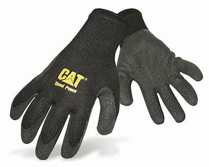 Gloves Palm Cat Latex Caterpillar Mammothworkwear Code