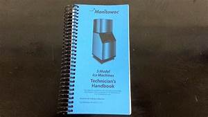 Commercial Ice Talk  Manitowoc Ice Machines Manuals For