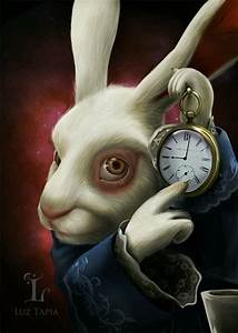 Whit Rabit ~ Alice in wonderland | ༺ Ѧℓї¢ε їη ω ηḓεяℓαηḓ ...
