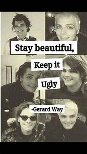 25+ best Mcr quotes on Pinterest | My chemical romance ...