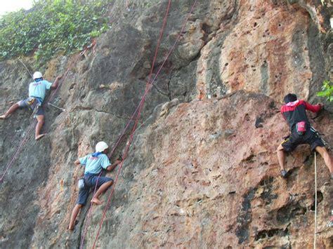 Rock Climbing  Name Of Sport