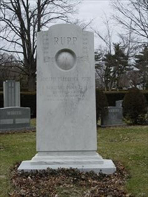 adolph frederick rupp grave   famous person