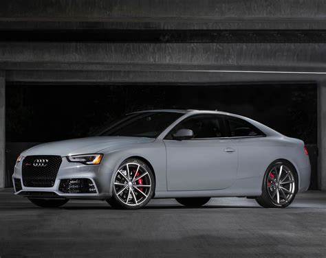 2018 Audi Rs5 Coupe Sport Limited Edition Unveiled