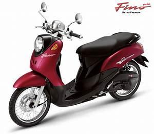 Yamaha Mio Fino Specification
