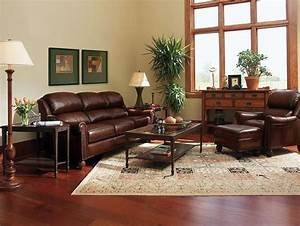 Brown couch decorating ideas the living room with for Decorating ideas for living rooms with burgundy furniture