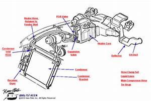 1953-2018 Corvette Ac System Parts