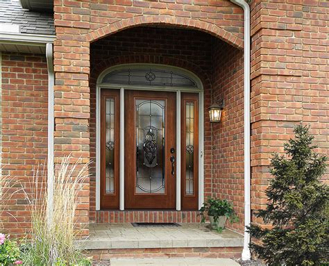 Types Of Exterior Doors Entry, Patio And Storm Doors  Feldco