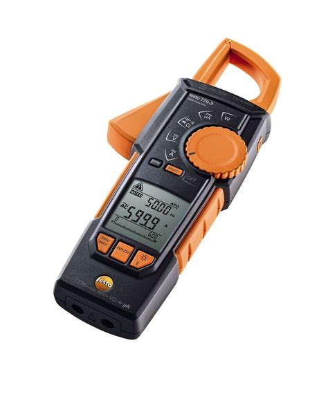 testo power of testo 770 3 hook cl meter resistance electrical