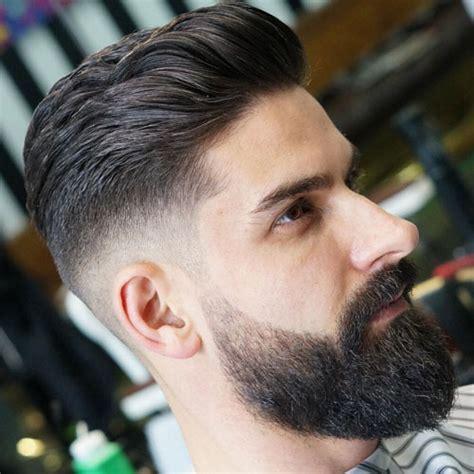 mens fade haircut styles  guide
