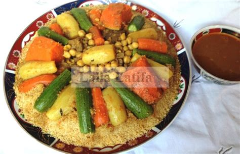 recettes de cuisine thermomix les secrets de cuisine par lalla latifa couscous