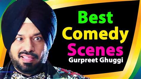 Gurpreet Ghuggi Best Comedy Scenes New Punjabi Comedy