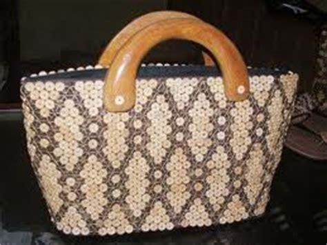membuat tas dari batok kelapa dunia usaha