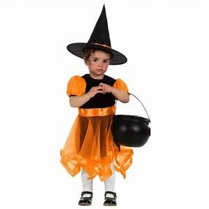 Deguisement Halloween Bebe : d guisement sorci re b b fluo la magie du deguisement ~ Melissatoandfro.com Idées de Décoration