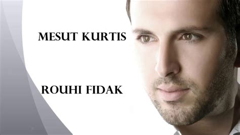 Rouhi Fidak Lirik Bahasa Latin