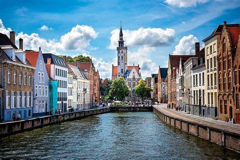 UNESCO World Heritage Sites In Belgium - WorldAtlas