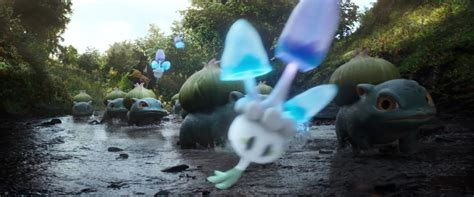 The 43 Pokémon In The 'detective Pikachu' Trailer -- Did