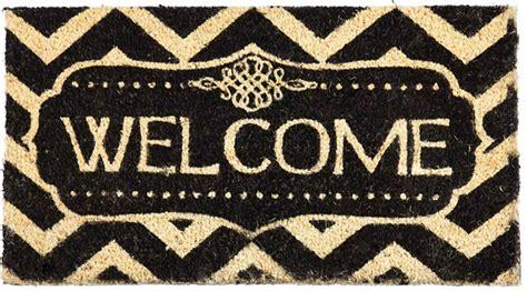 Decorative Doormats by Coco Coir Decorative Welcome Backed Doormat 16 X 28