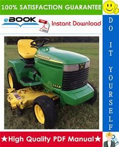 Best  U2606 U2606 John Deere 355d Lawn  U0026 Garden Tractor Technical