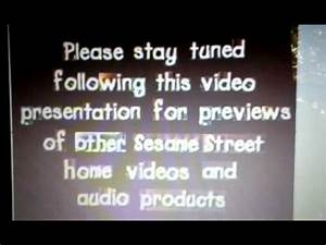 Sesame Street Please Stay Tuned 1997-2000-2003 - YouTube