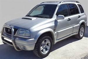 2002 Suzuki Grand Vitara 2 0 Hdi Manual 5dr 4x4