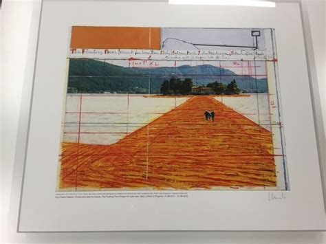 Christo  The Floating Piers  Project For Het Iseomeer