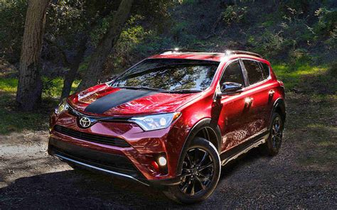 2019 Toyota Rav4 Redesign Info and Release Date
