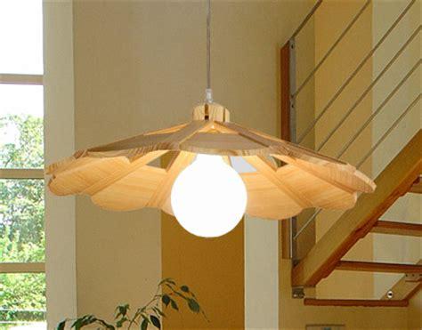 applique de chambre luminaire en bois