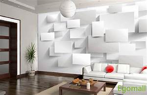 6Square 3D Wallpaper Papel Parede 3d wall paper papel de ...