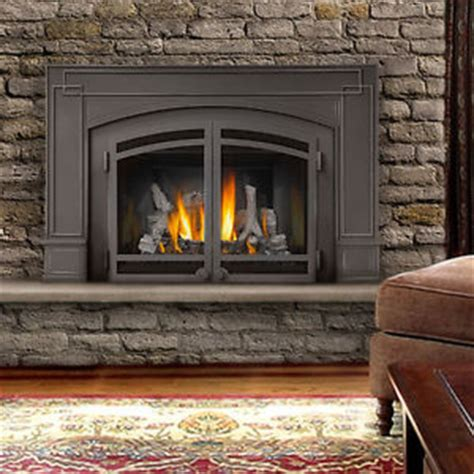 direct vent gas fireplace insert napoleon gas fireplace insert ir3n direct vent medium