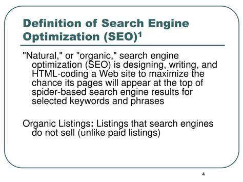 Ppt Search Engine Optimization Seo Powerpoint