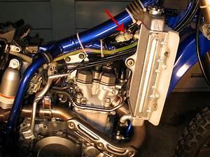 2005 Wr450f
