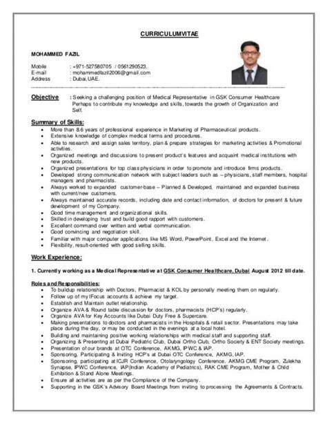 pharmacist resume sample resume format medical sales