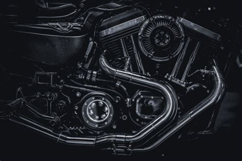 Motorcycle Icons Free Vector