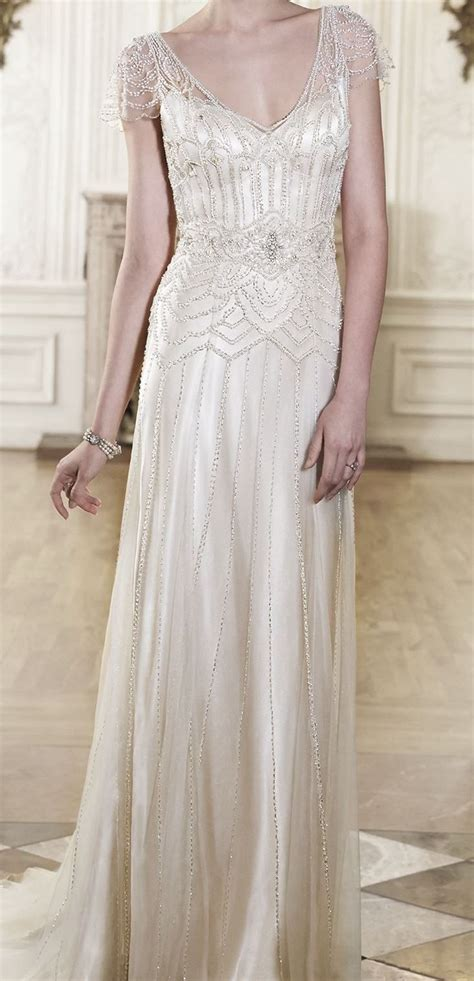 Vintage Inspired Wedding Dress In 2019 Vintage Inspired