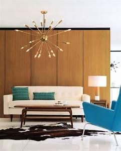 Mid-century modern style light fixtures