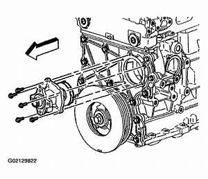 2007 Chevy Malibu Serpentine Belt Diagram