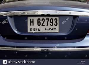 Plaque De Voiture : dubai license plate photos dubai license plate images alamy ~ Medecine-chirurgie-esthetiques.com Avis de Voitures