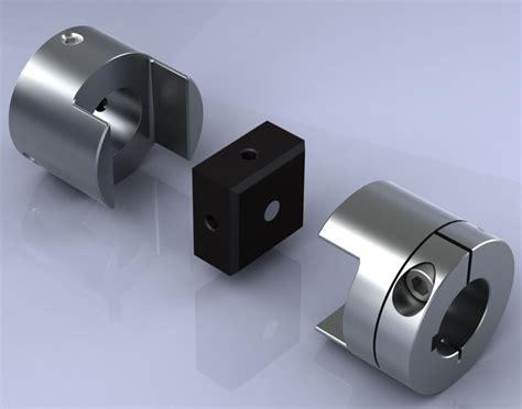 flexible shaft coupling bc series oep couplings sleeve  shear pin