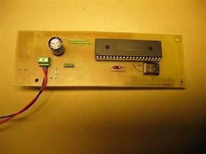 Lcd Swr Meter Circuit Pic16f877