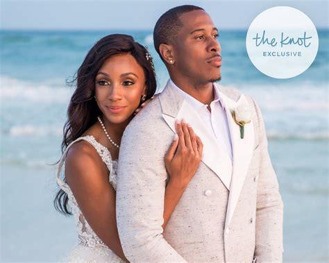 ESPN's Maria Taylor Reveals Wedding Photos and More ...